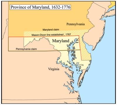 CSMH History  Maryland 82 Bibliography