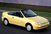 Geo Metro Convertible - Subcompact Culture