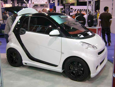 Smart ForTwo - Subcompact Culture