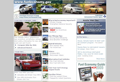 FuelEconomy.Gov - Subcompact Culture
