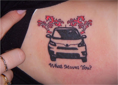 Scion xD tattoo - Subcompact Culture