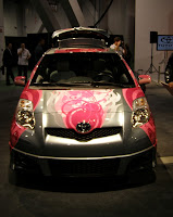 Hard Kandy Toyota Yaris - Subcompact Culture