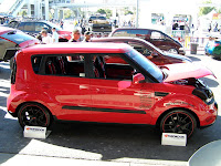 SEMA 2009 Custon Kia Soul - Subcompact Culture