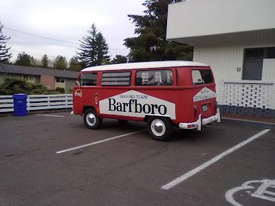 Barfboro VW Minibus - Subcompact Culture
