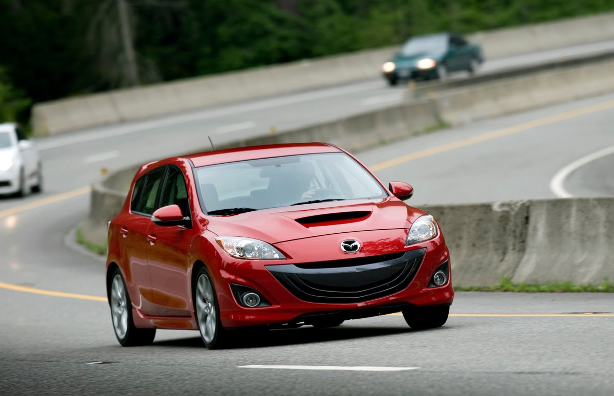 Review: 2010 Mazdaspeed 3: A