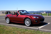 2010 Mazda MX-5 Miata Grand Touring PRHT - Subcompact Culture