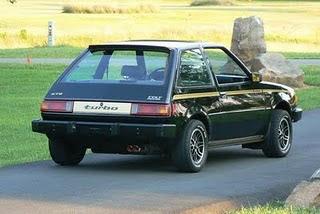 1984 Dodge Colt GTS - Subcompact Culture