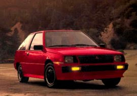 1985 Dodge Colt Turbo - Subcompact Culture