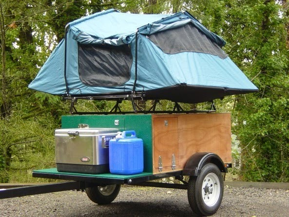 Compact Camping Concepts Offers Small Car Camping