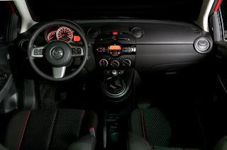 2011 Mazda 2 Interior - Subcompact Culture