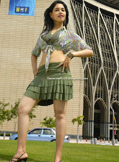 tamanna bhatia in a short skirt