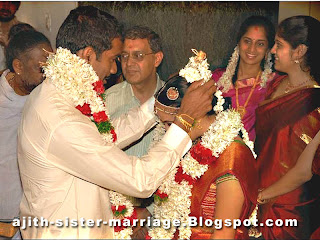 ajith kumar sister marriage photo album
