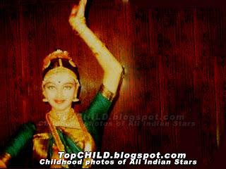 aishwarya rai  doing baratha natyam arengetram