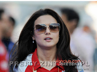 Childhood and IPL and rare Photo gallery and wallpapers of Preity Zinta
