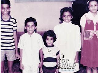 topchild.blogspot.com Indian top stars childhood photo album : Tamil and Bollywood Actress Asin Thottumkal