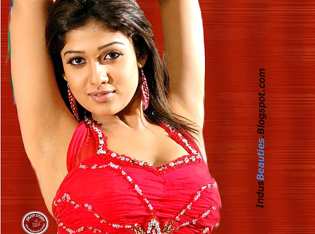 Armpit of Nayanthara south indian homely girl