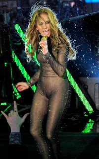 Jennifer Lopez Body Suit