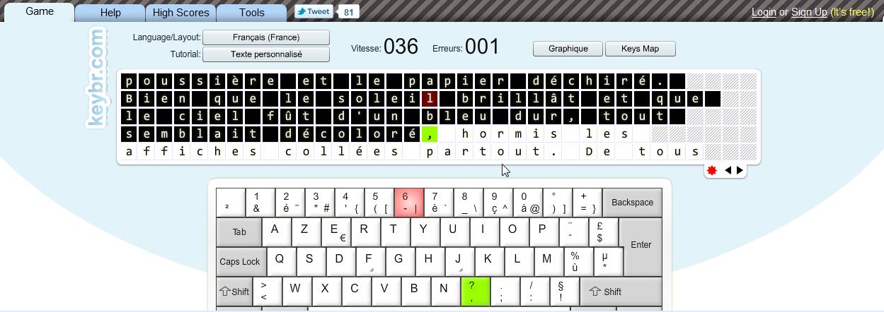 Tlcharger TapaposTouche : apprendre taper plus vite au clavier