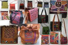 Handbags with Molas