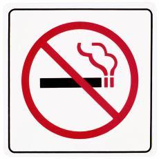 NO FUMES.