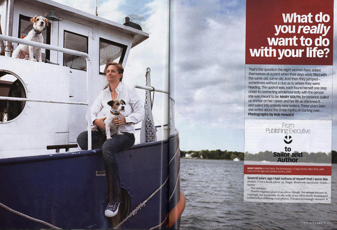 O Magazine, September 2007