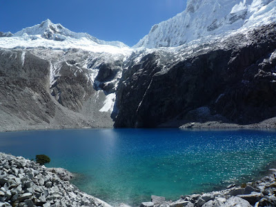 Backpacking in the Mountains: Huaraz, Peru