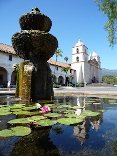Backpacking in Santa Barbara - Mission