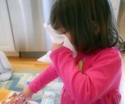 how to teach preschoolers about germs