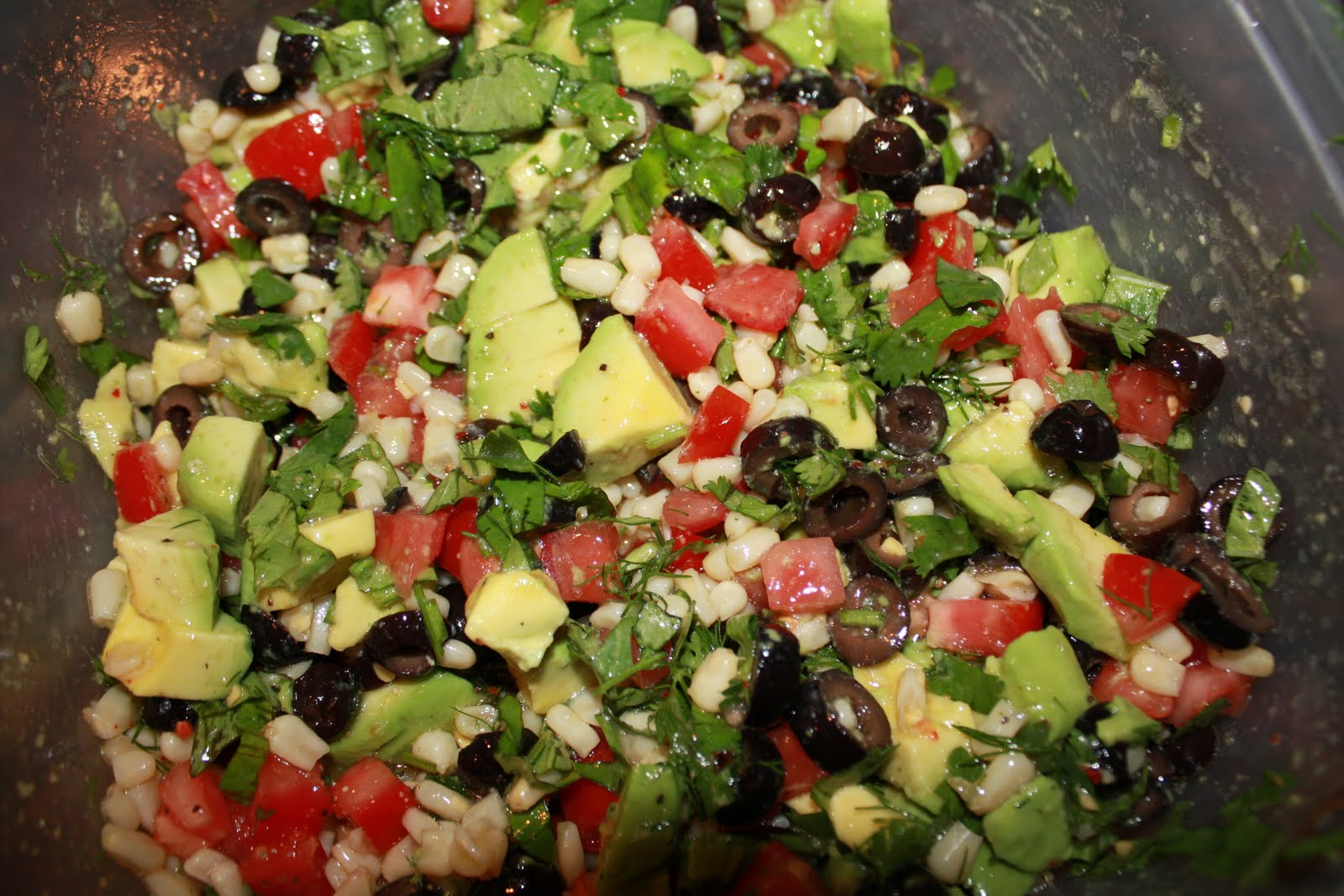 call it texas caviar texas caviar i texas caviar avocado you decide to ...