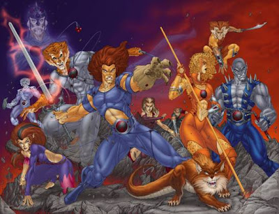 Thunder Cats Pictures on Cinema Homens E Pipoca  Thundercats   O Filme