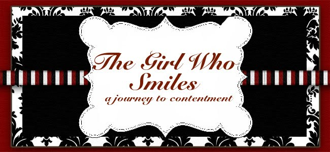 The Girl Who Smiles