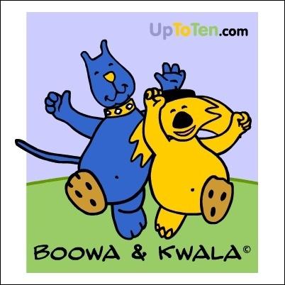 Mom et m me boowa kwala - Koala et boowa ...
