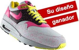 Concurso de diseños de zapatillas Nike