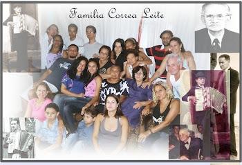 Familia Corrêa Leite, o Clã