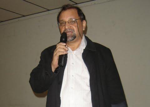 Silas Correa Leite em Palestra na FAFIT de Itararé