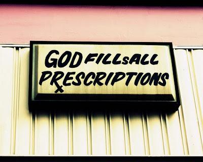 god fills all prescriptions