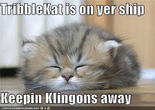 Humour Star Trek en images - Page 2 LOLtribblecat