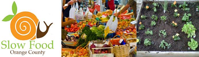 Slow Food Orange County