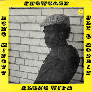 Echo Minott Along With Sly & Robbie - Showcase