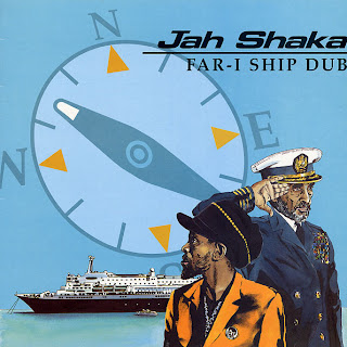 Cover Album of Jah Shaka - Far-I Ship Dub