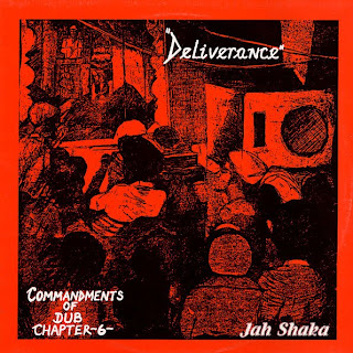 Cover Album of Jah Shaka - Deliverance: Commandments Of Dub Chapter 6