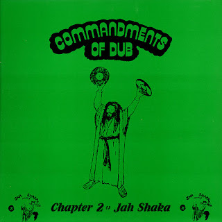 Jah Shaka - Commandments Of Dub 2