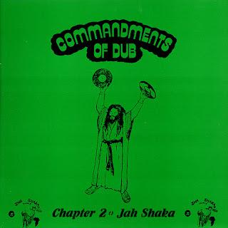 Jah Shaka - Commandments Of Dub 2