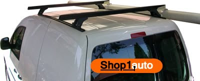 VW Caddy roof racks