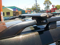 Mazda CX9 roof racks