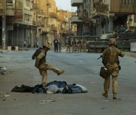 guerra en iraq por el petroleo