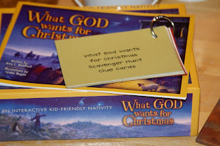 Homemakers with Hope: What God Wants for Christmas