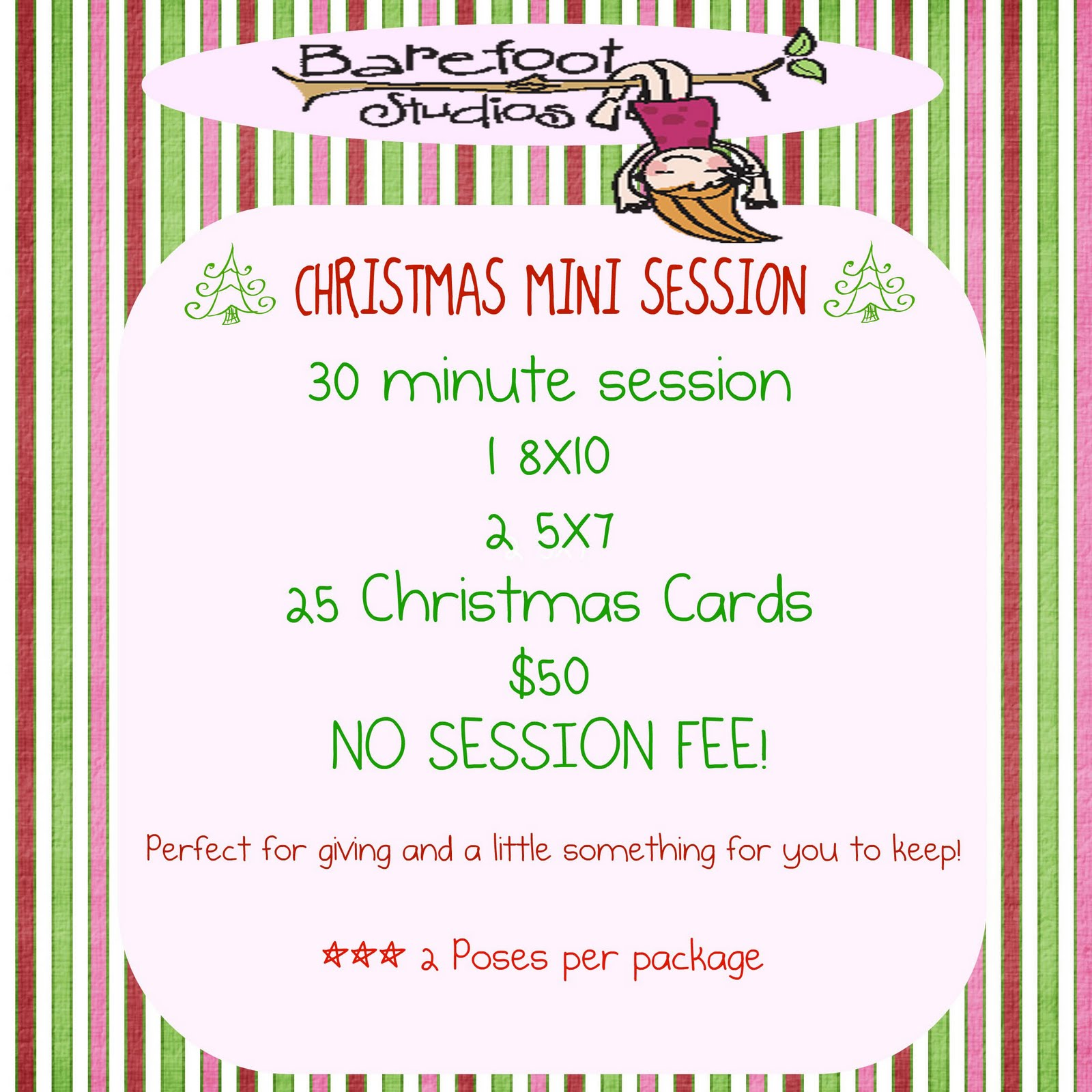 Christmas Mini Session Ideas