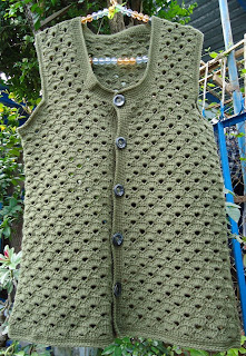 Sweater Shell Pattern | Knitting Patterns