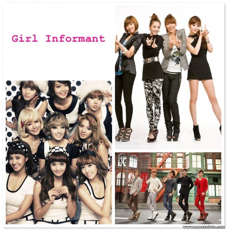 Girl Informant